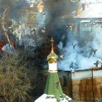 пожар :: Леонид Натапов