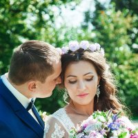 Жених и невеста :: Владимир Будков