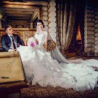 Свадьба Андрея и Дарьи :: Андрей Молчанов