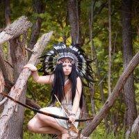 Индейцы :: Илона Панарина