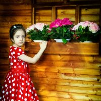 моя сестренка :: Милана Михайловна Саиткулова