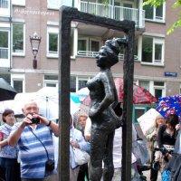 Памятник проститутке в Амстердаме. :: Anna Gornostayeva