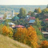 В городе Плесе :: Валерий Толмачев