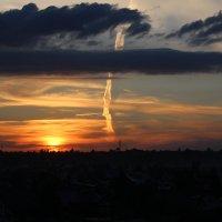 Ночное небо :: Елена Шульгина