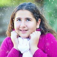 И снова снег... :: Светлана marokkanka