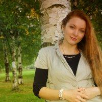 Девушка :: Анна Кокарева