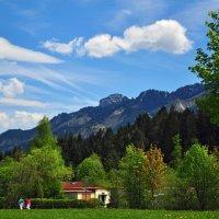 А горы всё выше... :: Mikhail