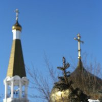 Рождественские мотивы :: Владимир Насыпаный