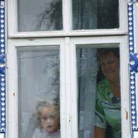 Из окна :: Татьяна Белогубцева