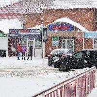 Снегопад :: Валерий Лазарев