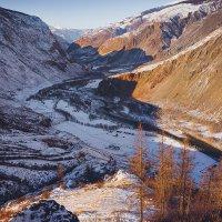 Кату-Ярык и долина Чулышмана :: Сергей Белявцев