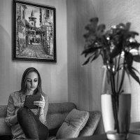 Расскажу тебе про сосны, про далёкий вечер звёздный... :: Ирина Данилова