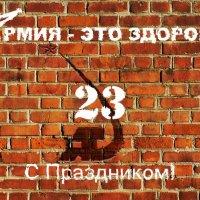 23февраля :: Виктор Никаноров