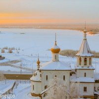 Крещенский пейзаж :: Андрей Кузнецов