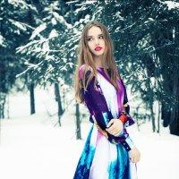 Зимняя красавица4 :: Ольга Белёва