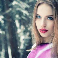 Зимняя красавица :: Ольга Белёва