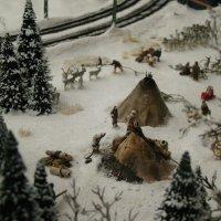 Север в миниатюре :: Жанна Рафикова