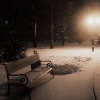 Зима одиночество любит... :: *MIRA* **