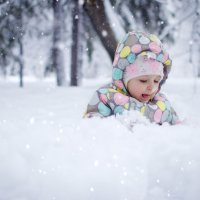Зимняя сказка_2 :: Ксения Орлова