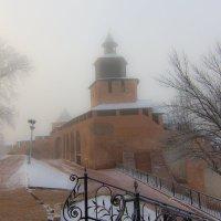 Туман. :: ОЛЕГ ГАШИГУЛЛИН