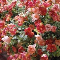 Цветочная мозаика :: Алёна Савина