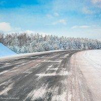 Дорога на Зиму :: Алексей Белик
