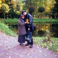 Нам по 50 лет.  1999 г. :: Нина Корешкова