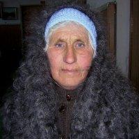 оренбургский пуховый платок... :: Анна