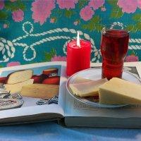 Сыр нынче уже не тот... :: Андрей Заломленков