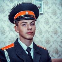 Суворовец :: Александр Тарасенко