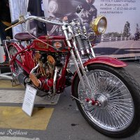 St.Petersburg Harley® Days. 6-9.08.2015г. :: Жанна Рафикова