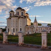 Ярославово дворище. Великий Новгород :: Евгений Никифоров