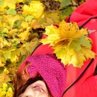в красках осени... :: ирэн