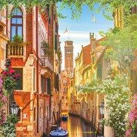 Венецианский балкончик :: Vita Painter