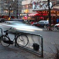 Призрачность вечернего города... :: Aleksandrs Rosnis