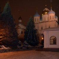 новогодние дни в монастыре :: Галина R...