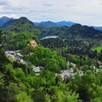 Schloss Hohenschwangau#2 :: Mikhail
