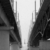 Мосты :: Юрий Кулаков