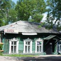 Дома Иркутска. :: brewer Vladimir