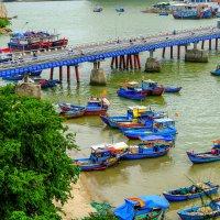 На реке Кай. Нячанг. Вьетнам. :: Rafael