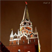 Троицкая башня... :: Кай-8 (Ярослав) Забелин