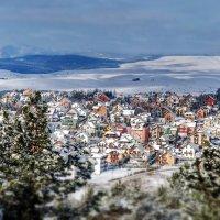 Зимний городок :: Vadim Zharkov