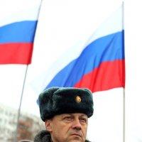 ...за Россию и свободу до конца... :: Владимир Насыпаный