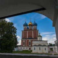 Рязанский кремль 1 :: Юрий Морозов