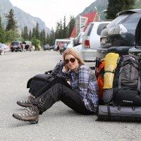 В ожидании восхождения на 3400 метров :: Николай Мордвов