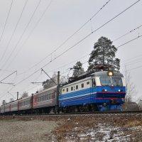Электровоз ЧС2К-941 :: Денис Змеев