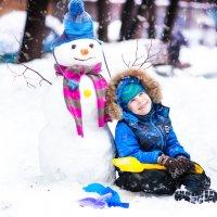 Зимние забавы :: inna15 Белевцева