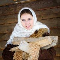 Русская красавица :: Яна Бугайская