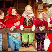Русские красавицы :: Яна Бугайская