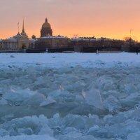 Невский лёд :: Наталья Левина